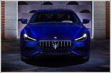 Maserati announces partnership with Antinori