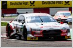 Audi takes second win in DTM