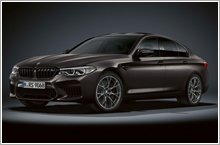 BMW debuts the M5 Edition 35 Years