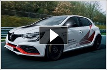 Renault debuts the Megane RS Trophy-R