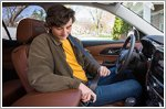 Chevrolet's industry-first Buckle to Drive feature reminds teens to buckle up