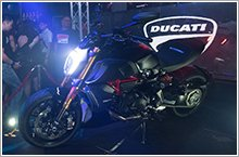 Ducati Singapore launches Diavel 1260 and 1260 S