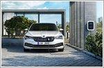 Skoda presents new iV e-mobility sub-brand