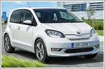Skoda unveils brand new all-electric CITIGOe iV