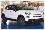 Fiat 500X reaches 500,000 production milestone