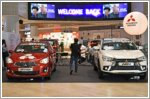 Experience fine Japanese engineering with Mitsubishi cars at Century Square