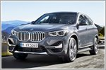 BMW X1 receives mid-cycle facelift