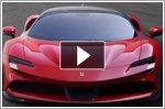 Ferrari unveils the new SF90 Stradale