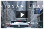 New Nissan Leaf 'Freedom to Move' ad campaign