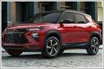 Chevrolet debuts the all new Trailblazer