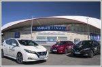 Nissan electrifies UEFA Champions League Final