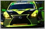 Lexus RC F GT3 ready to race in Detroit