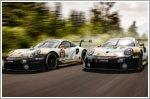 Porsche celebrates Le Mans achievements with special liveries