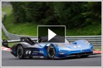 Volkswagen ID.R sets new Nurburgring electric record