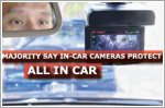 Nine in 10 say in-car cameras can protect commuters and drivers