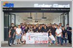 Solar Gard Singapore hosted members of C-HR club at a fun-filled event