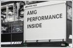 New Mercedes-AMG four-cylinder turbo engine