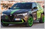 Alfa Romeo pays homage to Gumball