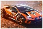 Lamborghini conquers new territory: Huracan Sterrato Concept