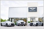 Silver Sisters mark 25 years of Bentley Manchester