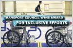 Transport council wins award for inclusive efforts