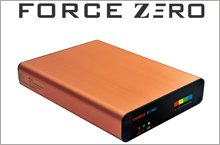 Force Zero in-car camera batteries launched