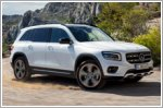 Mercedes-Benz debuts the first ever GLB SUV
