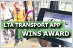 LTA wins award for inclusive bus trip app