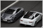 Alpine unveils the lightweight A110S