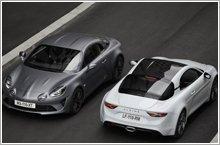 Alpine unveils the lightweight A110S