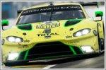 Vantage GTE flourishes on maiden season
