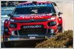 Citroen fights to secure precious points in Sardinia