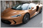McLaren GT heads for Italian premiere at Parco Valentino