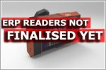 Images of 'new' ERP readers do not show actual units to be used