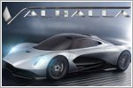 AM-RB 003 officially named the Aston Martin Valhalla