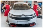 Cycle & Carriage launches the new Citroen C5 Aircross in Singapore