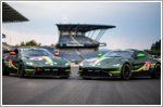 Aston Martin set for Vantage GT4 Nurburgring debut