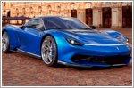 Pininfarina reveals Battista design evolution in Turin