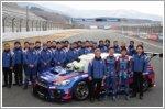Subaru WRX STI to participate in Nurburgring 24-hour race