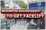 Whampoa's month-old roundabout to get facelift