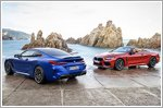 BMW unveils M8 and M8 Competition in Coupe and Convertible forms