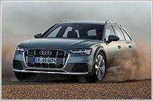 Audi launches new A6 allroad quattro