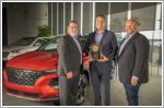 Hyundai ranks as the second-highest non-premium brand in U.S.A study