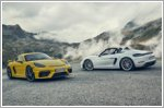 Porsche launches 2020 718 Cayman GT4 and Spyder