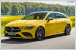 Mercedes-AMG unveils the CLA 35's stunning Shooting Brake variant