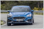 Greater performance for new Ford Focus ST