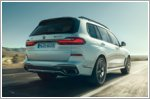 The new BMW X5 M50i and BMW X7 M50i announced