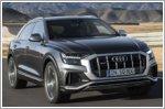 2019 Audi SQ8 to sport diesel V8