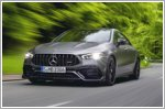 Mercedes-AMG unveils the new A45 and CLA45 AMG with most powerful engine yet