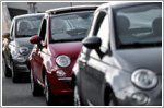 Fiat celebrates birthday of the 500